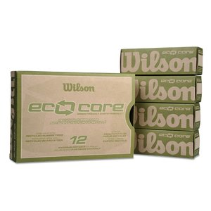 Wilson Eco Core Golf Ball - Dozen - Quick Ship Image 1 of 1