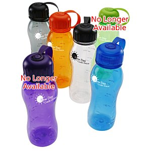 Sport Wave Tritan Bottle - 18 oz.