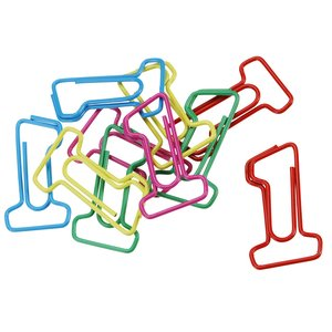 Clipsters Paper Clips - #1 Image 1 of 4