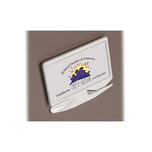 Zippy Magnetic Business Card Letter Opener – Opaque Image 5 of 5