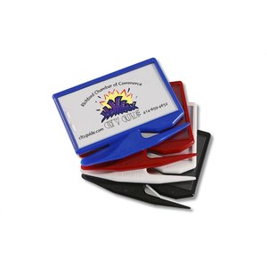Zippy Magnetic Business Card Letter Opener – Opaque Image 4 of 5