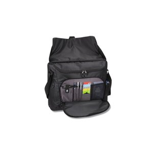 Life in Motion TSA Laptop Messenger Bag - Overstock Image 1 of 4
