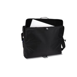 Life in Motion TSA Laptop Messenger Bag - Overstock Image 3 of 4