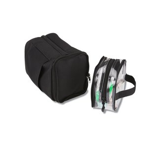 Smartt Utility Kit with Removable TSA Pouch - Closeout Image 2 of 3