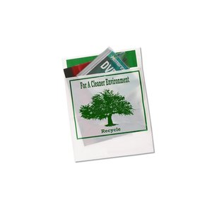 "Oxo-Biodegradable Litter Bag - 12"" x 9"""