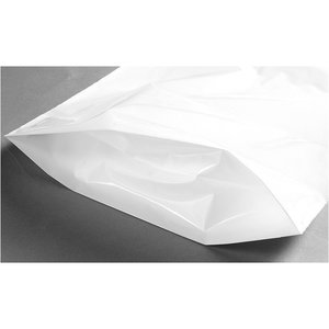 "Oxo-Biodegradable Plastic Drawcord Bag - 12"" x 9"""