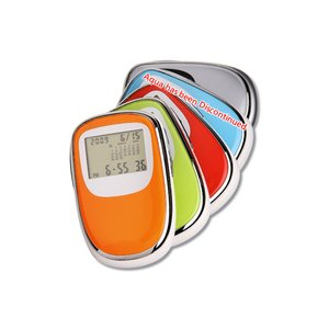 Push-n-Slide Travel Alarm Calculator - Closeout Image 1 of 3