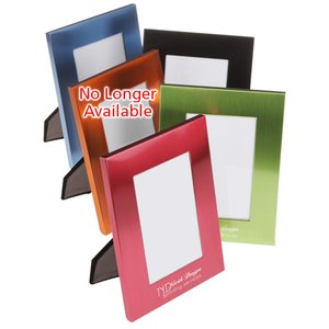 Colorful Brushed Aluminum Frame - 4