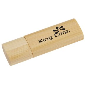 Bamboo USB Drive - 4GB Image 1 of 3