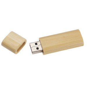 Bamboo USB Drive - 4GB Image 3 of 3