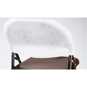 Non-Woven Polypropylene Chair-Back Cover Image 1 of 2