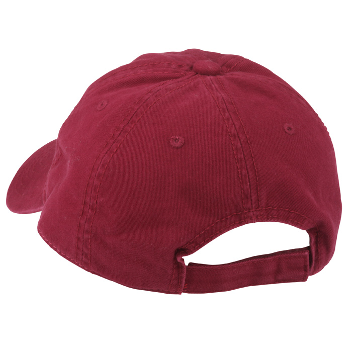9c03631e 4imprint.com: Brushed Washed Cotton Twill Cap - Embroidered 104744