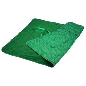 Fleece Blanket-in-a-Bag - Closeout Image 1 of 5