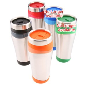 Color Touch Stainless Tumbler - 16 oz. Image 1 of 2