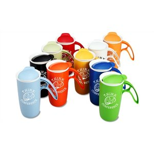 X-ONE Plastic Mug - 14 oz. Image 1 of 2