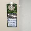 View Extra Image 2 of 2 of Flexible Plastic Door Hanger - Full Color