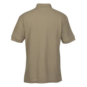 Soft Touch Pique Sport Shirt with Pocket - Men's Image 1 of 1