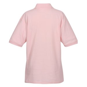 Soft Touch Pique Y-Placket Sport Shirt - Ladies' Image 1 of 1