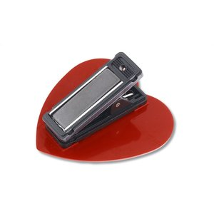 Magnetic Memo Clip - Heart Image 1 of 1