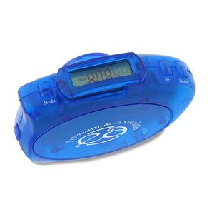 Step-it Up Pedometer - Translucent
