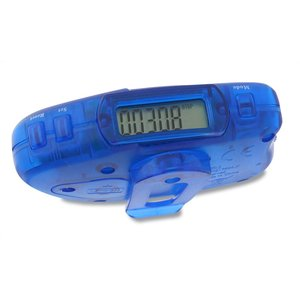 Step-it Up Pedometer - Translucent Image 2 of 3