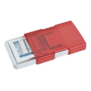 Redi Travel Aid Kit - Translucent