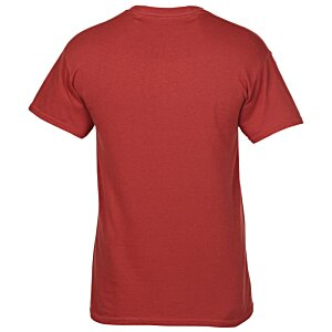Gildan 5.3 oz. Cotton T-Shirt – Men's - Screen - Colors Image 1 of 1