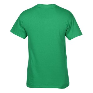 Gildan 5.3 oz. Cotton T-Shirt – Men's - Embroidered - Colors Image 1 of 1