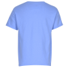 View Extra Image 1 of 2 of Gildan 5.3 oz. Cotton T-Shirt - Youth - Embroidered - Colors