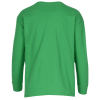 View Extra Image 1 of 2 of Gildan 5.3 oz. Cotton LS T-Shirt - Youth - Full Color - Color
