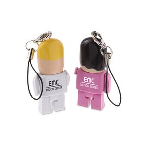 USB Micro People - Medical - 2GB Image 1 of 4