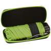View Extra Image 1 of 4 of Mini Folding Umbrella with EVA Case - 37 inches Arc