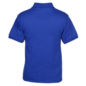 Gildan 6 oz. DryBlend 50/50 Jersey Pocket Polo Image 1 of 1