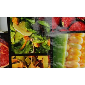 PhotoGraFX Grocery Tote - Foodies Image 1 of 2
