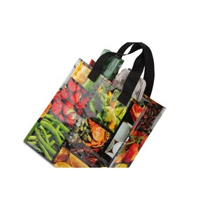 PhotoGraFX Grocery Tote - Foodies Image 2 of 2