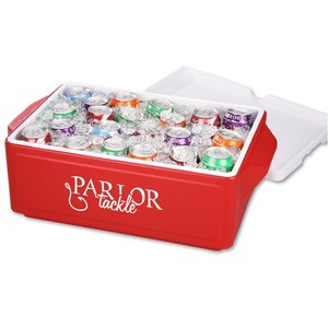 Coleman 25-Quart Party Stacker Cooler Image 2 of 2