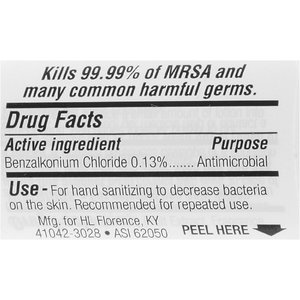 Hand Sanitizer Lotion - 1/2 oz. - Non Alcohol Image 1 of 1