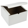 "Gift Box - 10"" x 10"" x 6"" - Gloss White"