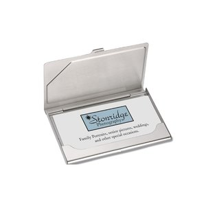 Prestigious Business Card Holder