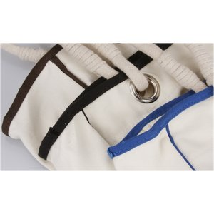 Cotton Canvas Rope Tote