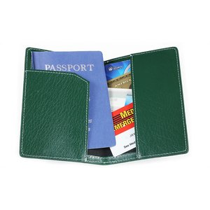 Leather Passport Cover Image 2 of 2