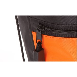 Two-Tone Zip Pocket Sportpack - Closeout