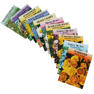 Standard Series Seed Packet - Marigold Image 1 of 2