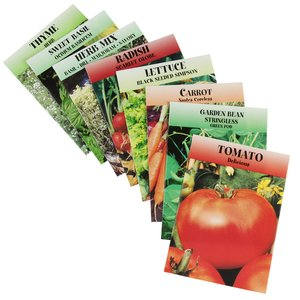 Standard Series Seed Packet - Garden Bean Stringless Image 2 of 2