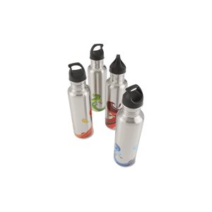 Stainless Wave Sport Bottle - 25 oz. - 24 hr Image 1 of 1