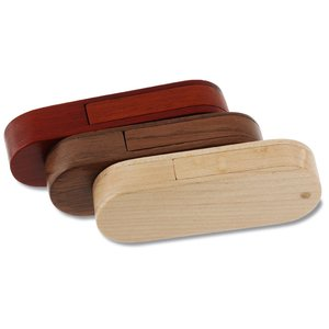Wood Swing USB Drive - 4GB Image 1 of 5
