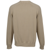 View Extra Image 1 of 2 of Cotton Wrinkle Resist V-Neck Sweater - Men's