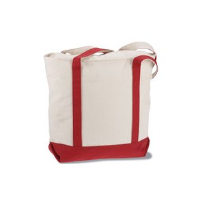 Heavyweight Pocket Boat Tote Image 1 of 2
