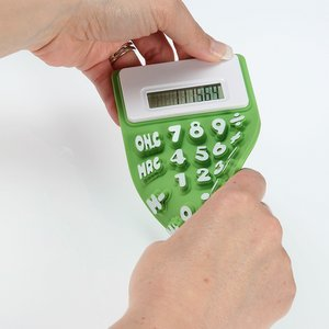 Press Me! Flexible Calculator