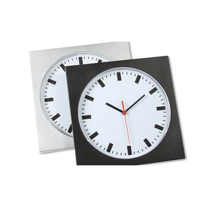 Square Wall Clock - 12